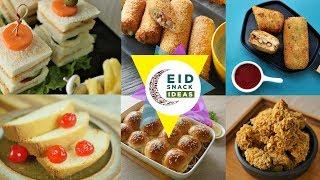 Eid Snack Ideas By Food Fusion (Eid Special Recipes)