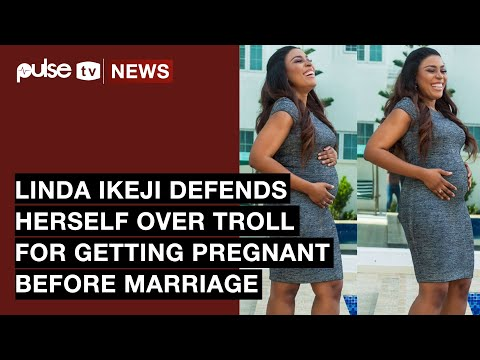 Nigerians react to the news of Linda Ikeji's Pregnancy | PulseTV