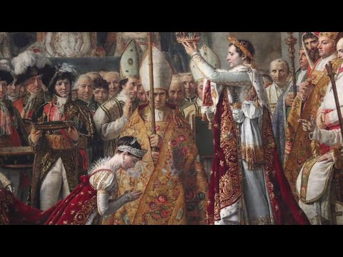 Napoleon - I found the Crown of France in the gutter and I picked it up