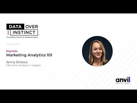 Marketing Analytics 101