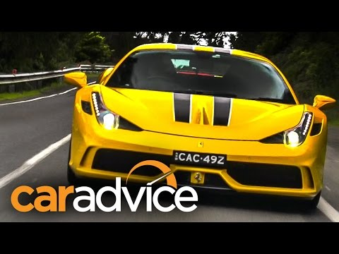 Ferrari 458 Speciale Review - CarAdvice