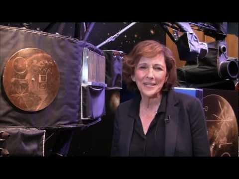 Ann Druyan Celebrates Voyager's 35th Anniversary