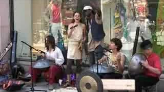 Hang Drum In Barcelona