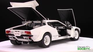 Kyosho De Tomaso Pantera GT5
