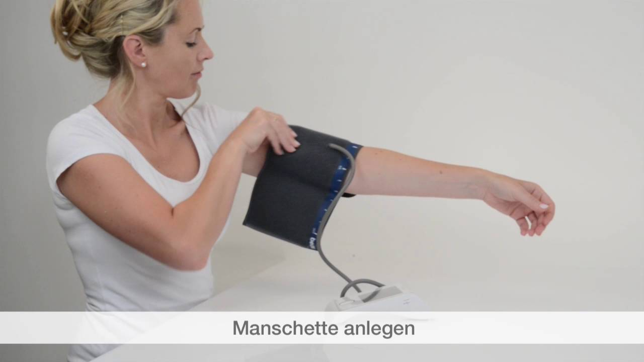 blood pressure monitor | Blood pressure monitor | bluetooth | Bluetooth | Bluthochdruck | Diagnosis | HealthManager | Medical | Pulse | upper arm | Upper arm |