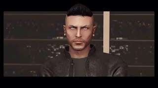 Hitmans revenge gfredemption gta online clip most popular videos gta v online super realisticaged badass male character creation voltagebd Image collections