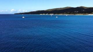 preview picture of video 'St. Croix Harbor (Christiansted)'