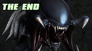 Lets Play Alien Vs Predator 3 Deutsch 04 Alien Story ENDE  Predalien