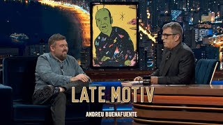 "LATE MOTIV   Sergio Mora. ""Las Legendarias Aventuras De Chiquito"" | #LateMotiv534"
