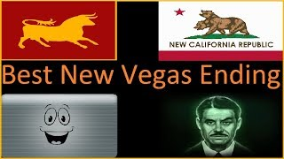 Which Fallout New Vegas Ending Is Best?