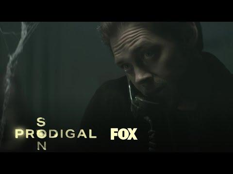 Malcolm Talks To An Ominous Stranger | Season 1 Ep. 8 | PRODIGAL SON
