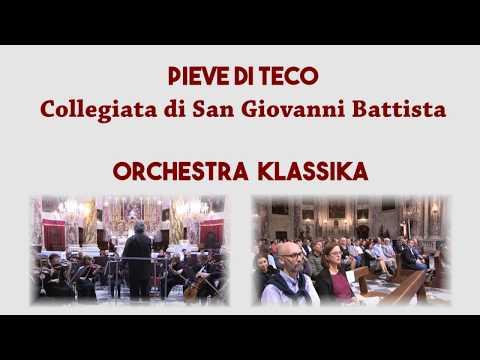 PIEVE DI TECO SPECIALE FESTA DELLA MUSICA CON L'ORCHESTRA KLASSIKA DI SAN PIETROBURGO