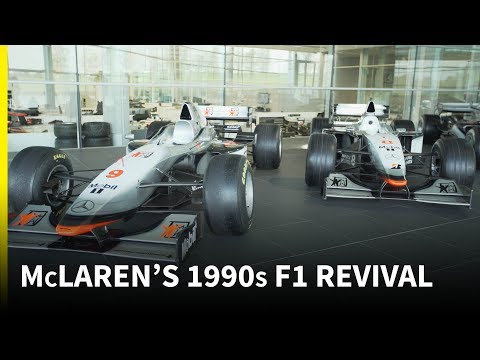 The trick F1 cars that ended McLaren's post-Senna slump