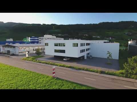 Drohnenflug Jüstrich Cosmetics