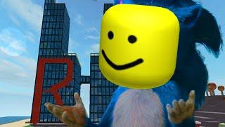 Sonic Trailer In ROBLOX
