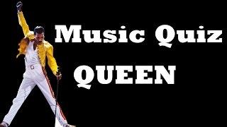 Music Quiz   Queen