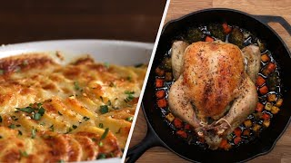 Five-Course Thanksgiving Menu For Turkey Haters • Tasty