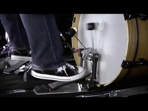 Bass Drum Slide Technique For Double Strokes