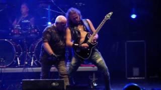 Udo Dirkschneider  - London Leatherboys live Snina
