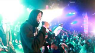 ASAP Rocky- Trilla LIVE!!! @ Santos (prod by Beautiful Lou)