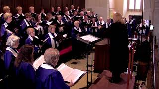08 Anthem: But Thanks Be to God (from Messiah)    G.F. Handel  (1685-1759)