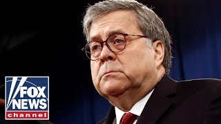 Attorney General Barr reviewing DOJ draft report on FISA abuse