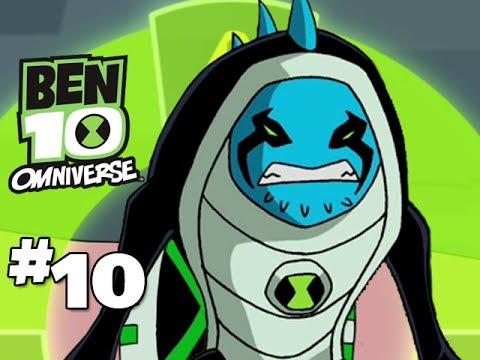 Видео № 2 из игры Ben 10: Omniverse [PS3]