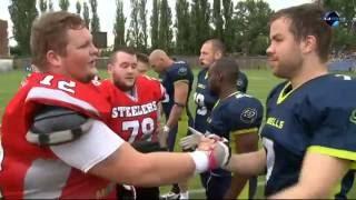 Budapest Cowbells – Miskolc Steelers 1. félidő