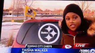 2017 Kansas City Steelers Fan Club On The News