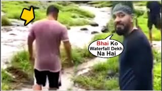 Salman Khan Peacfully ENJOYING Walking In Nature With His Friends In Panvel Farmhouse