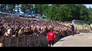 Citron - Už couvám - Láďa Křížek | Metalfest 2017