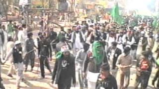 preview picture of video 'Sunni Tehreek Jaranwala Rabiul awal rally'