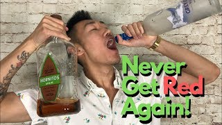 How To Get Rid Of Asian Flush - Asian Flush Treatment - Stop Asian Glow