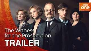 The Witness for the Prosecution | Trailer #1