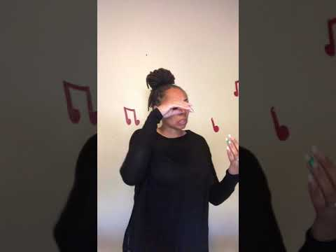 Rescue by Lauren Daigle in sign language