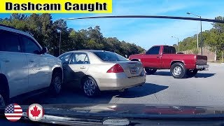 Ultimate North American Cars Driving Fails Compilation - 2 [Dash Cam Caught Video]