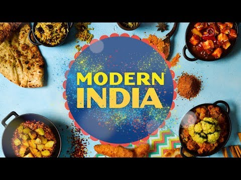 New4You inspired by Modern India | Bidfood