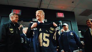 Inside America's Game | Army Navy Football 2019