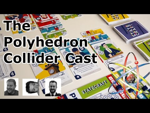 The Polyhedron Collider Cast Episode 6