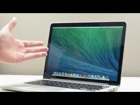 13-inch MacBook Pro with Retina Display (Late - 2013) Unboxing & Demo