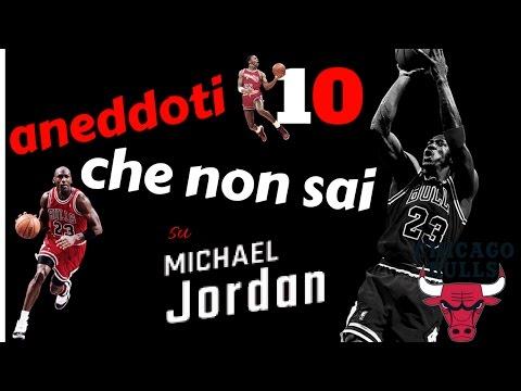 Cose che non sai su MICHAEL JORDAN (leggende sportive ep1)