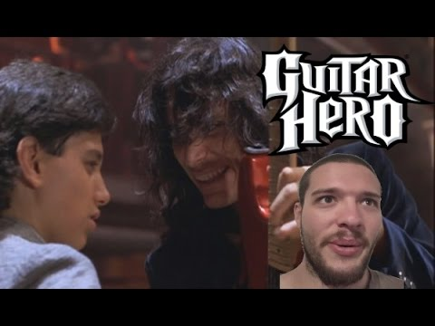 Guitar Hero Movie Custom (Ralph Macchio Cuttin' Heads)
