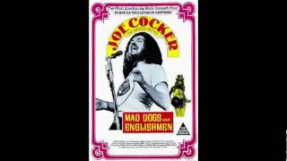 Joe Cocker & Leon Russell - Girl From The North Country (Live 1970)