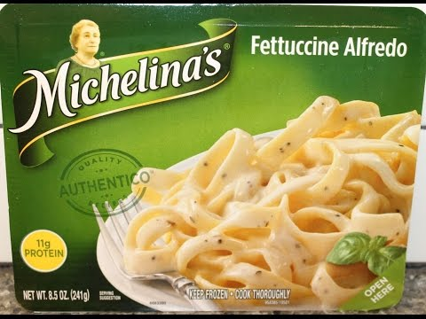 Michelina's Fettuccini Alfredo Review