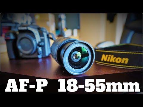 Új Nikon AF-P VR 18-55 / 55-200 AF-S DX VR kit egyben - 70000 Ft - Vatera.hu Kép