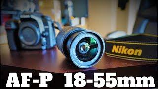 AF-P DX NIKKOR 18-55mm f/3.5-5.6G VR Lens Review   Nikon Lens + Test Shots + Overview + D7500 Body