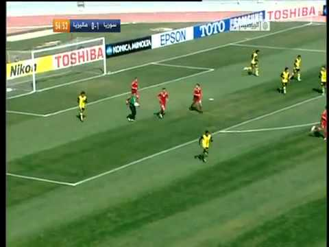 Syria vs Malaysia - 2012 Asian Olympic Qualifiers