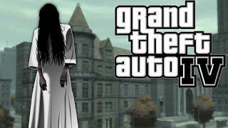 GTA 4 | Странный подъезд