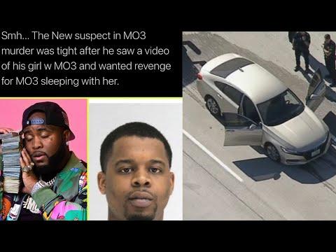 Breaking! Second Suspect Arrested in MO3 Freeway Murder in Dallas