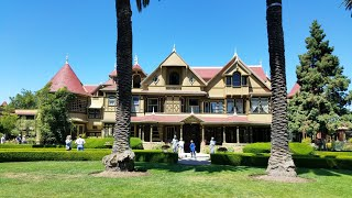 Winchester Mystery House and Abandoned Movie Theater